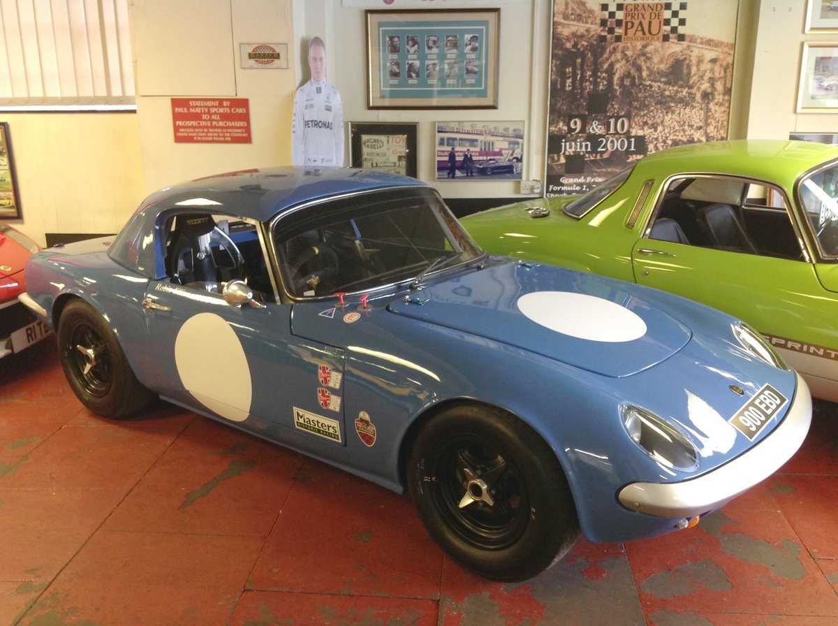 1963 Lotus Elan S1 GTS For Sale (picture 1 of 6)
