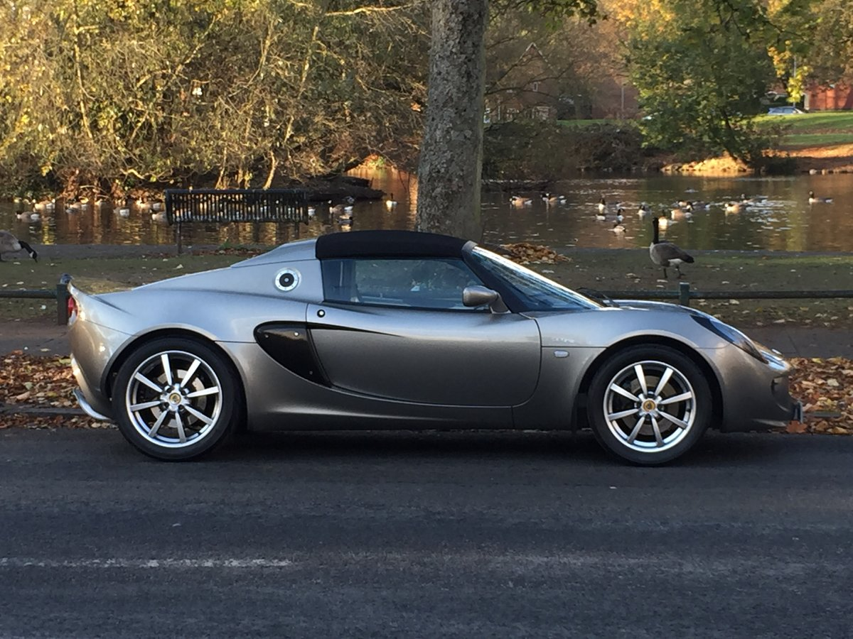 2006 Lotus elise 111r supercharged sc s2 1.8 16v toyota SOLD (picture 1 of 6)