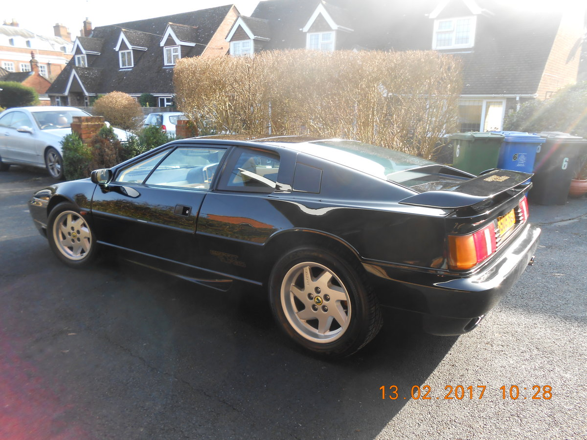 1990 Lotus Esprit Turbo SE For Sale (picture 1 of 6)