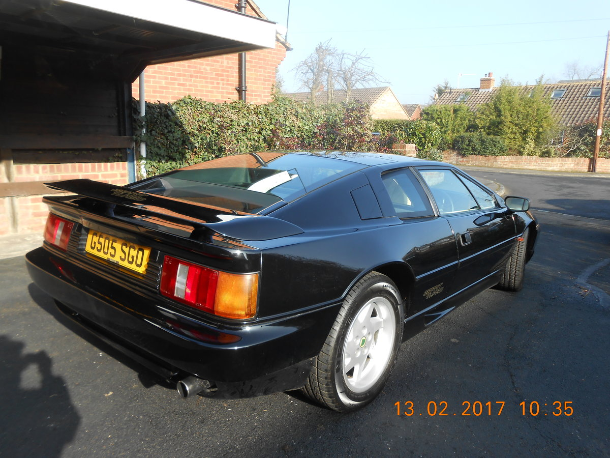 1990 Lotus Esprit Turbo SE For Sale (picture 5 of 6)