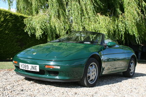 1991 Elan SE Turbo. Fully Documented History.Excellent throughout