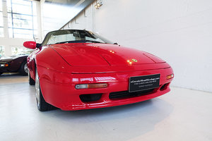 1996 AUS del. Elan S2, low kilometres, limited in production
