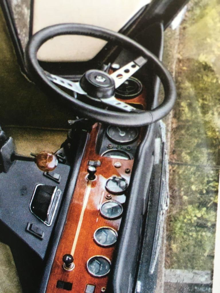 1972 Lotus Europa Twin Cam   LHD For Sale (picture 5 of 6)