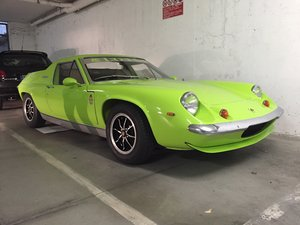 Lotus Europa Twin Cam 1972
