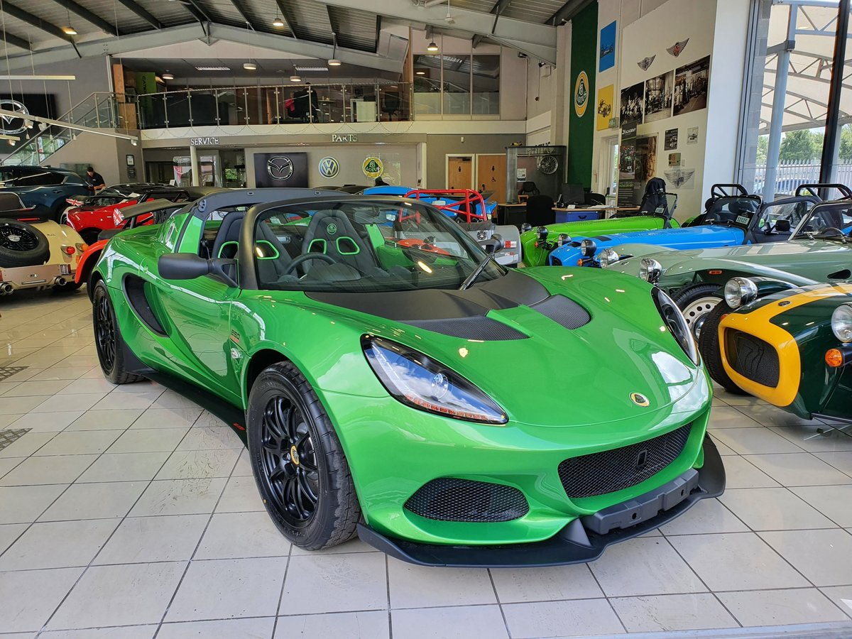 2020 Lotus Elise Cup 250 (NEW CAR) For Sale (picture 1 of 6)