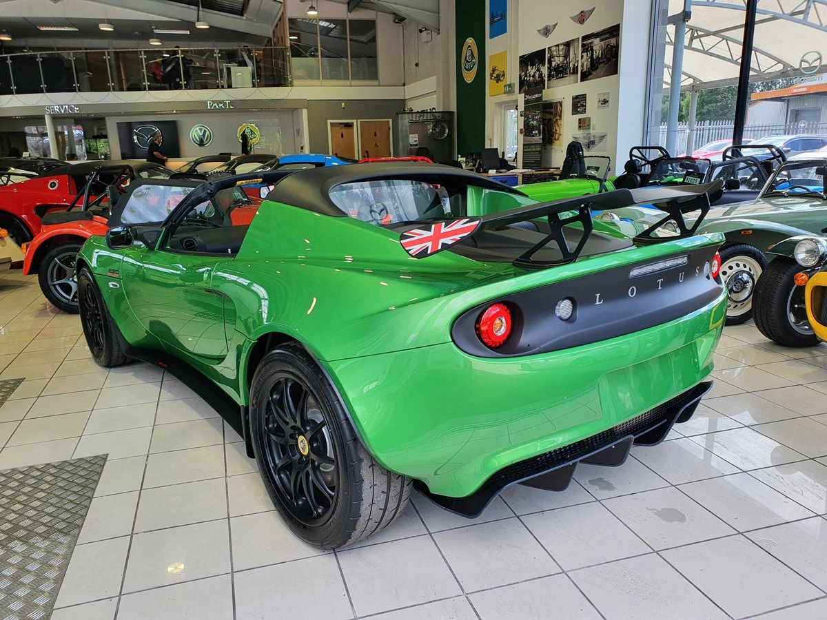 2020 Lotus Elise Cup 250 (NEW CAR) For Sale (picture 2 of 6)