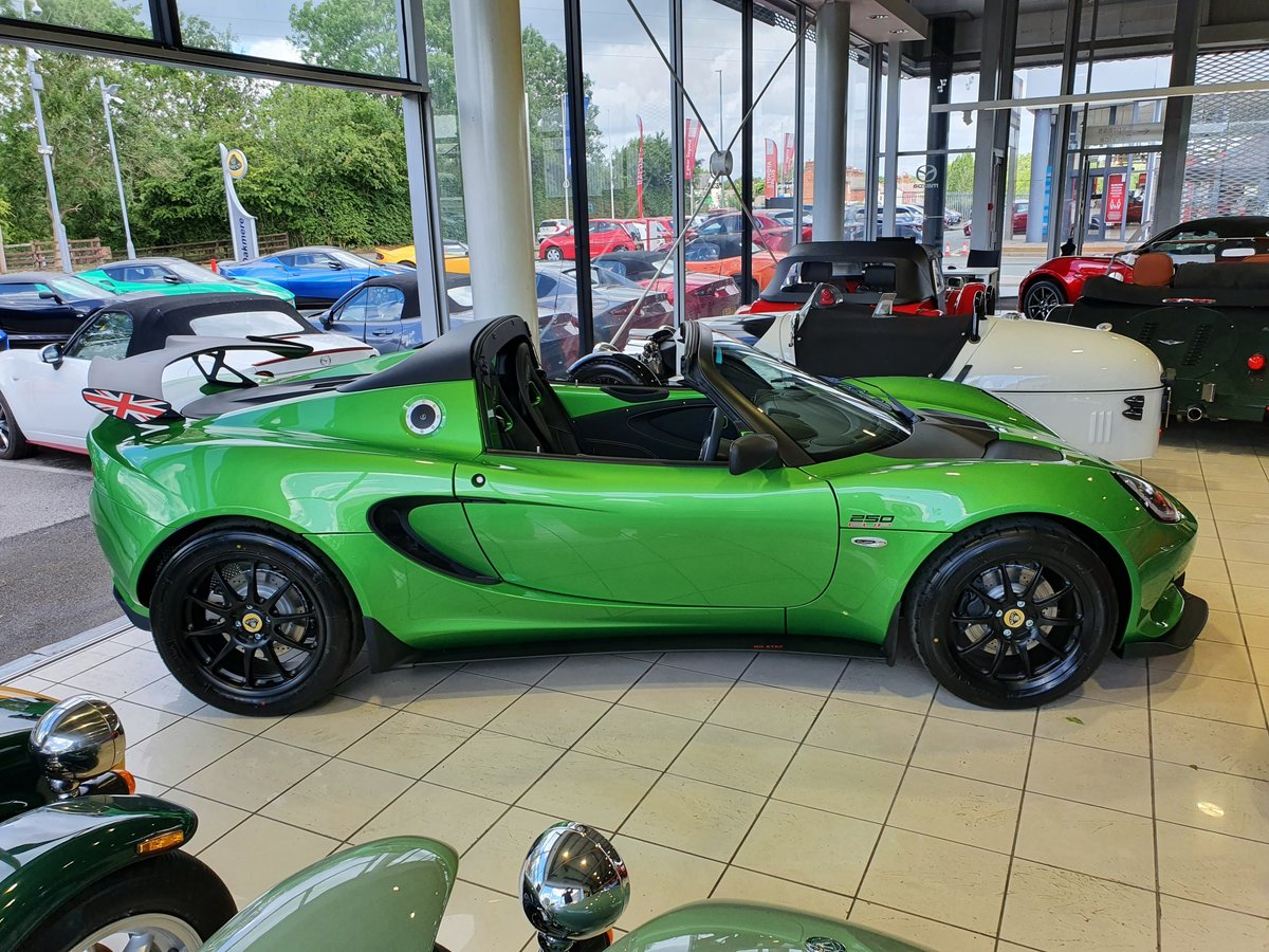 2020 Lotus Elise Cup 250 (NEW CAR) For Sale (picture 3 of 6)