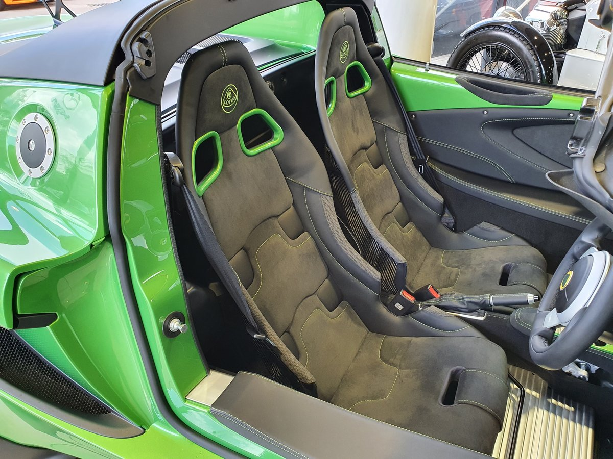 2020 Lotus Elise Cup 250 (NEW CAR) For Sale (picture 5 of 6)