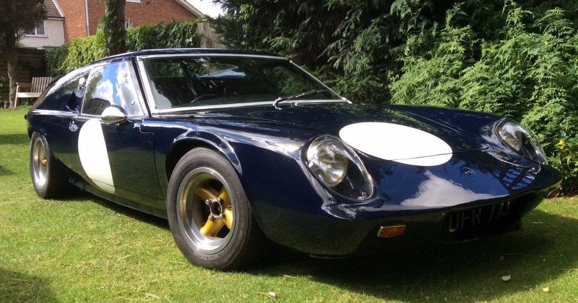 1971 Lotus Europa S2 (S1 Looks ) , Road legal Hillclimb For Sale (picture 1 of 5)