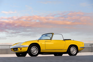 1966 LOTUS ELAN S3 S/E DHC  For Sale