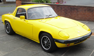 Picture of 1971 Lotus Elan Sprint Fixed Head Coupe SOLD by Auction