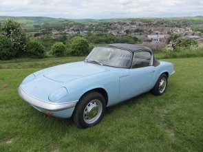 Lotus Elan Series 1
