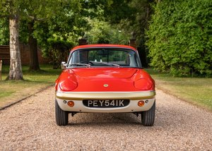 Picture of 1972 Lotus Elan Sprint Fixedhead Coup SOLD by Auction
