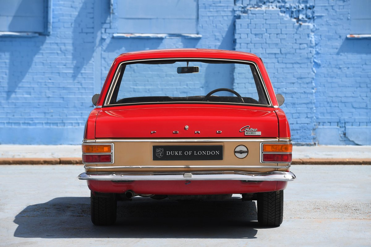 1970 Lotus Cortina Mark 2 SOLD (picture 6 of 16)