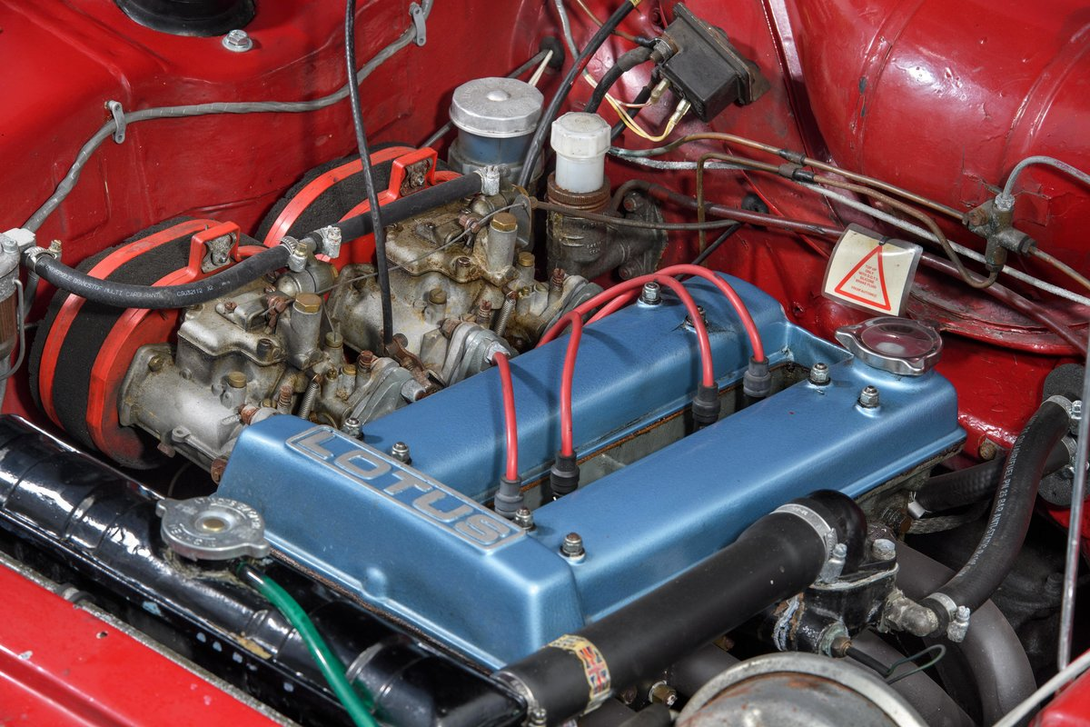 1970 Lotus Cortina Mark 2 SOLD (picture 9 of 16)