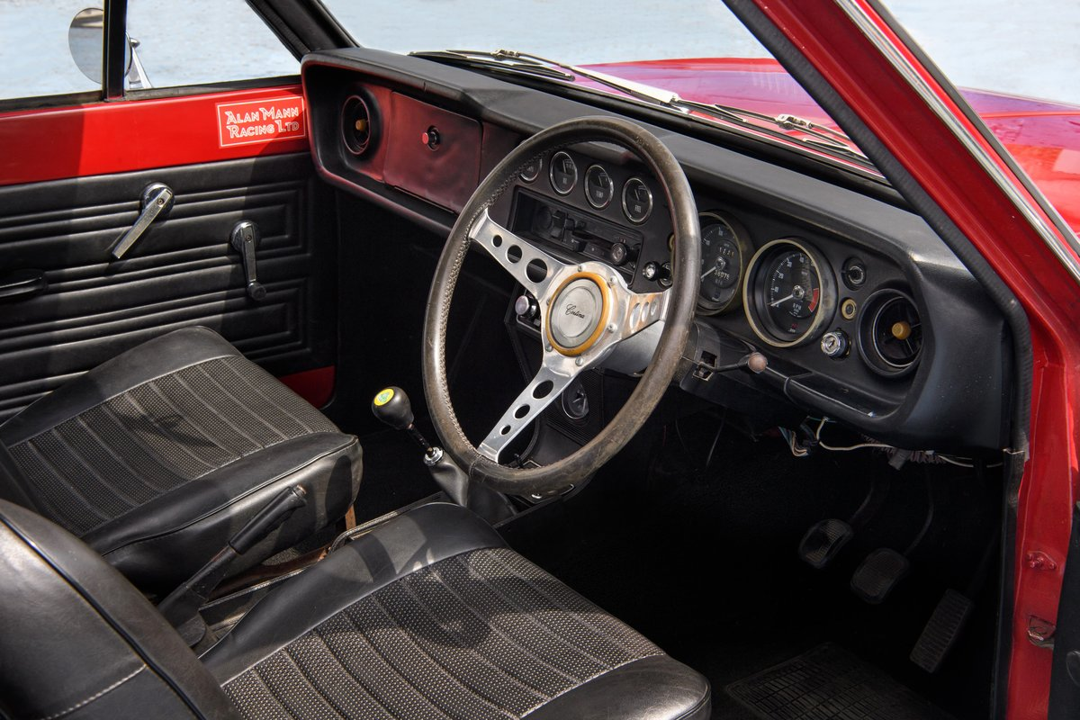 1970 Lotus Cortina Mark 2 SOLD (picture 12 of 16)