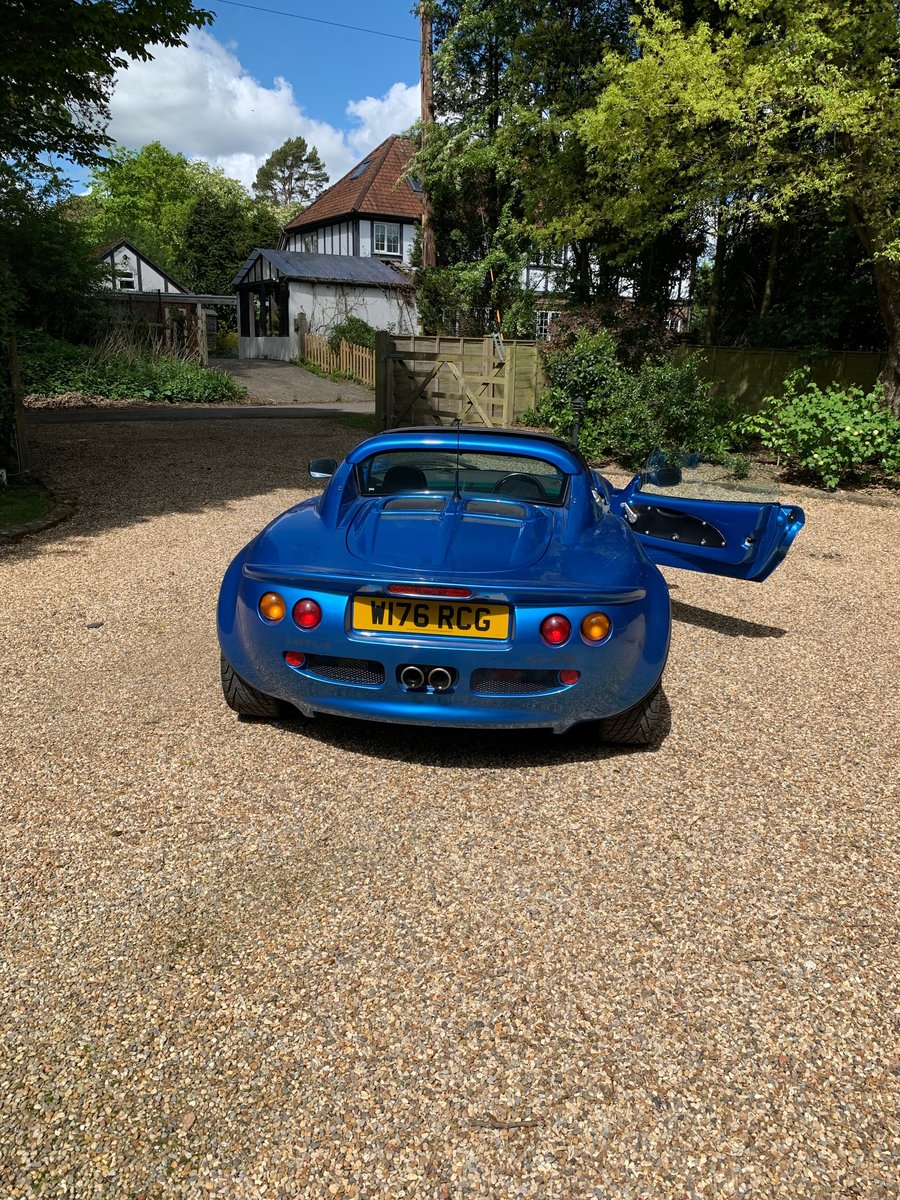 2000 Lotus Elise S1 For Sale (picture 6 of 6)
