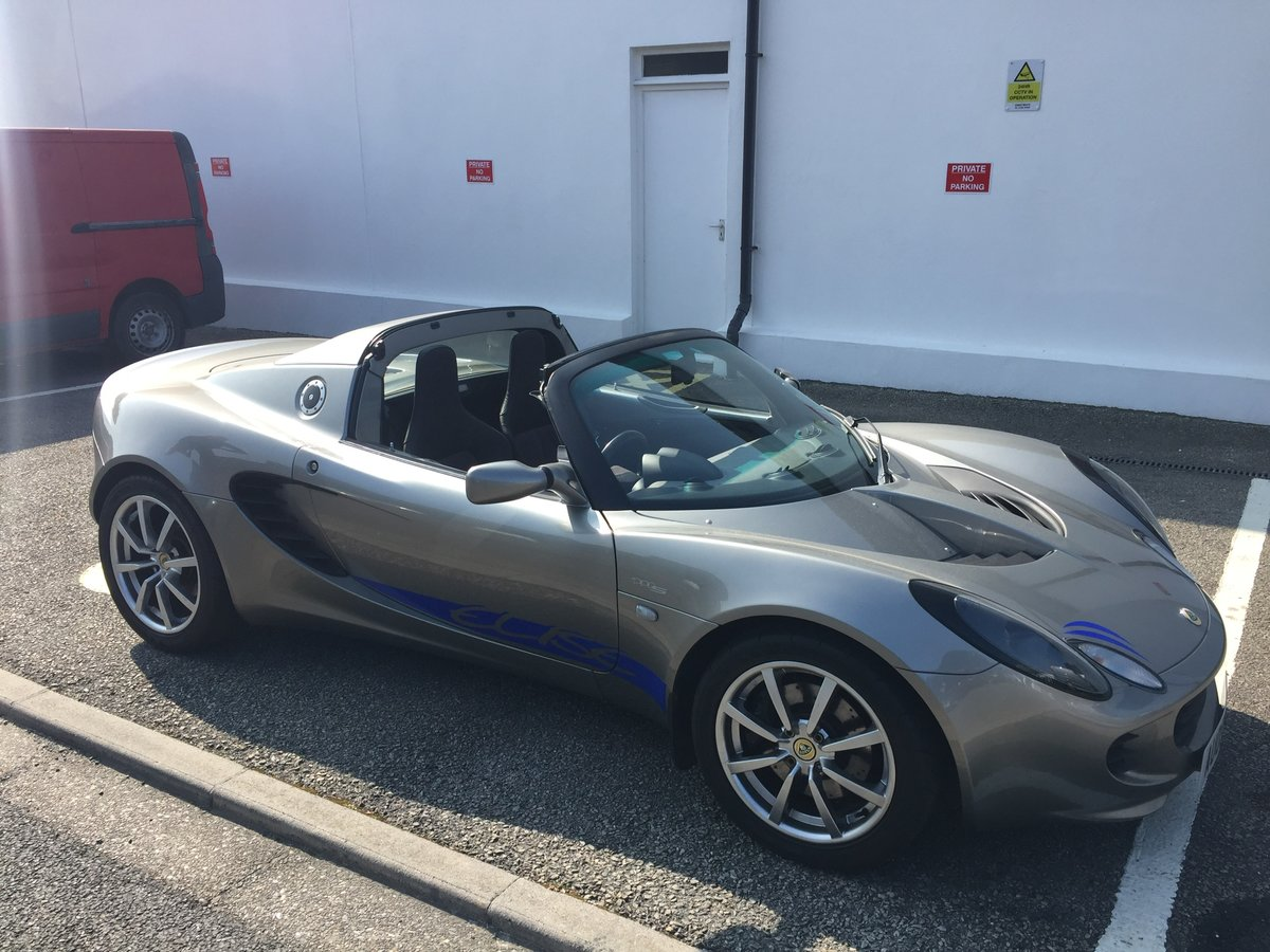 2005 Lotus Elise 1.8 111S For Sale (picture 2 of 6)
