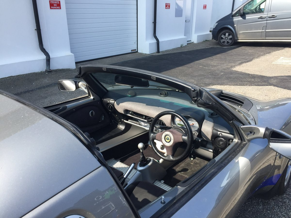 2005 Lotus Elise 1.8 111S For Sale (picture 4 of 6)