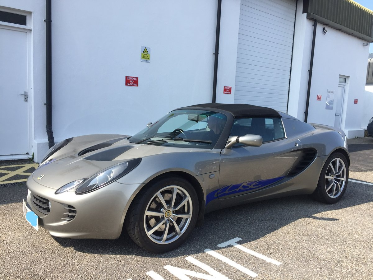 2005 Lotus Elise 1.8 111S For Sale (picture 5 of 6)