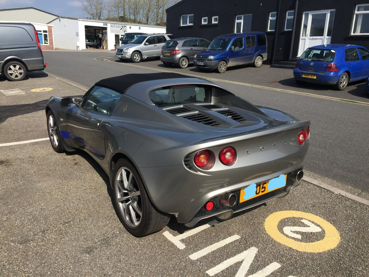 2005 Lotus Elise 1.8 111S For Sale (picture 6 of 6)
