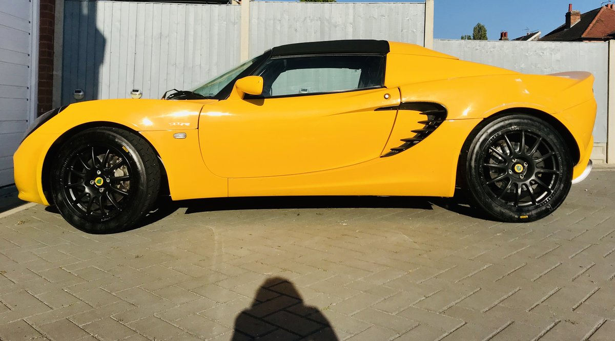 2006 Lotus Elise 111R race car best example For Sale (picture 1 of 3)