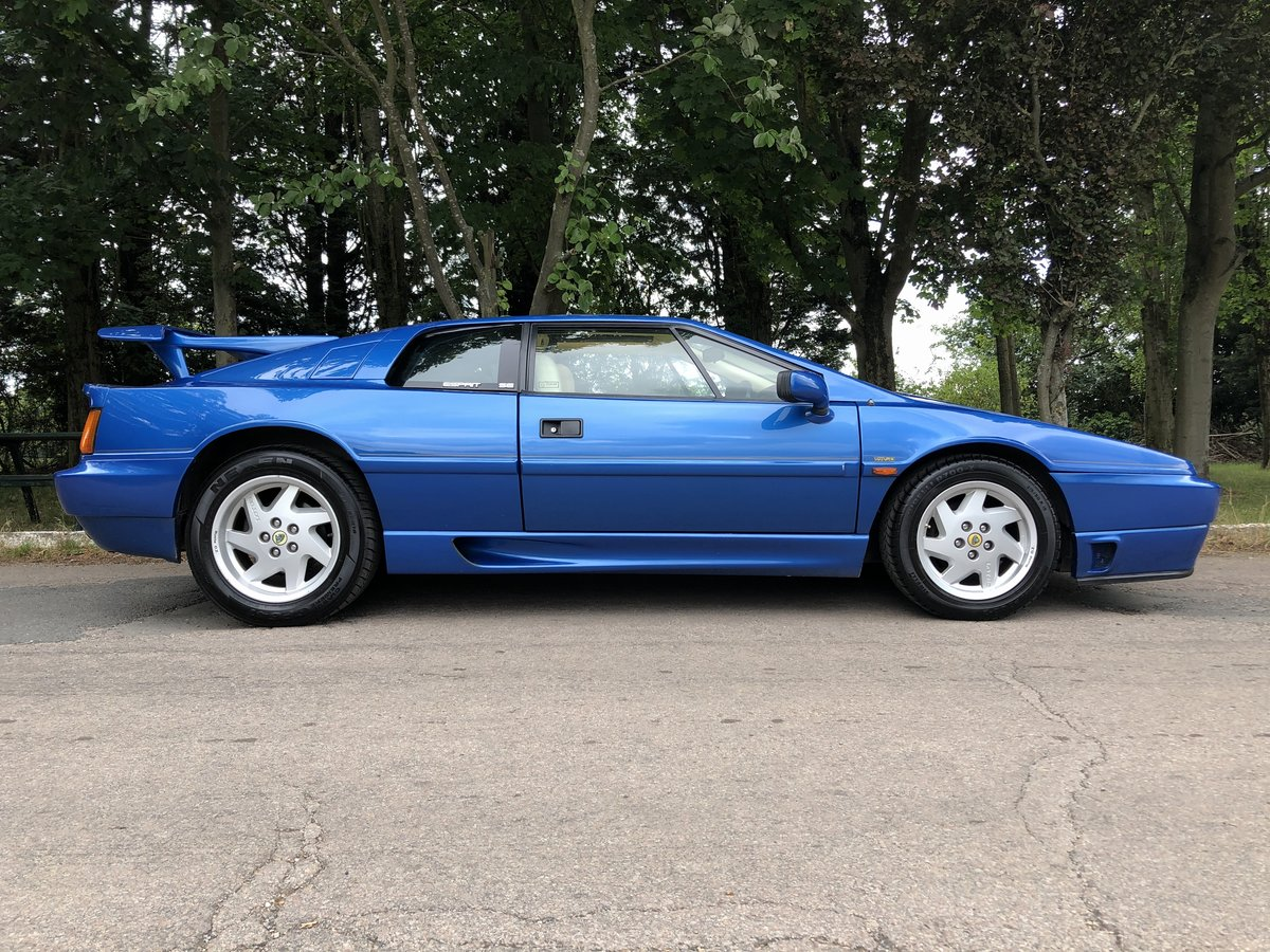 1992 Lotus Esprit Turbo SE Highwing For Sale (picture 1 of 6)