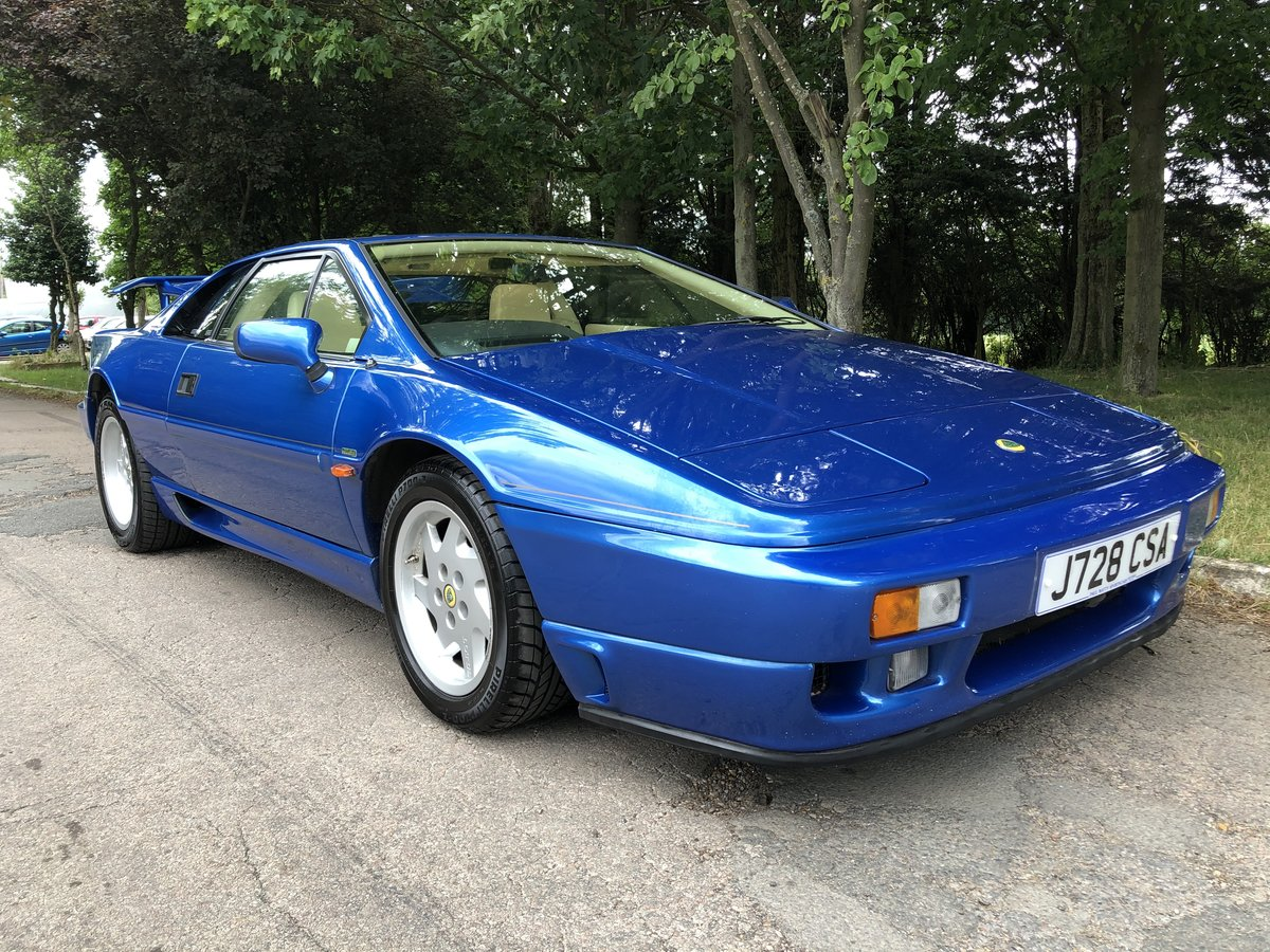 1992 Lotus Esprit Turbo SE Highwing For Sale (picture 3 of 6)