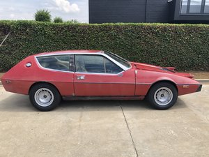 1974 Lotus Elite SI LHD, 1 of 2398!