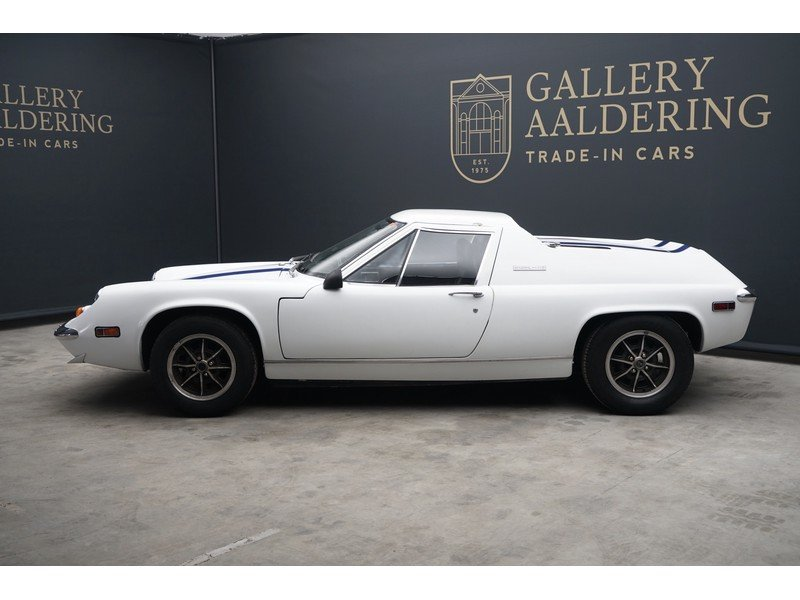 1973 Lotus Europa Twin-Cam 1600 Special 'Big Valve', Only 52.170  For Sale (picture 2 of 6)