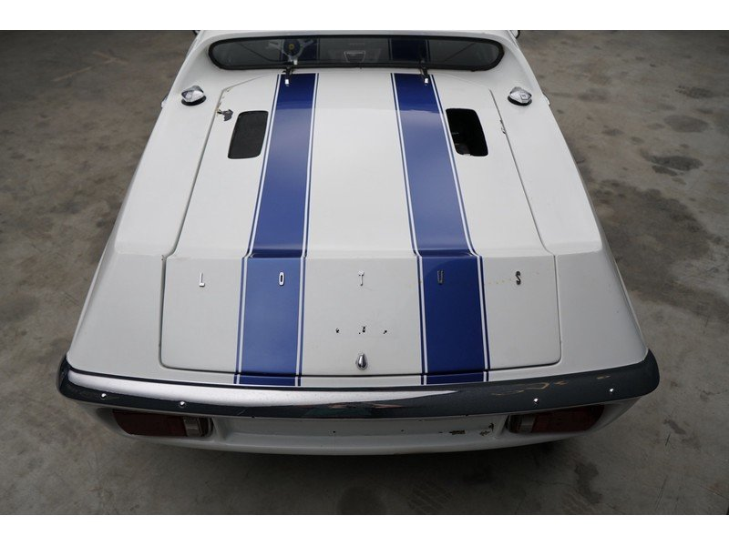 1973 Lotus Europa Twin-Cam 1600 Special 'Big Valve', Only 52.170  For Sale (picture 6 of 6)