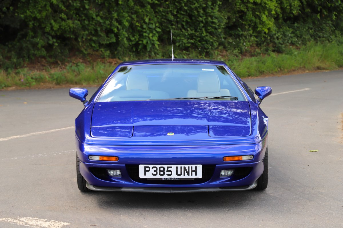 Lotus Esprit GT3 Turbo, 1997.  19,700 miles from new!!  For Sale (picture 2 of 6)