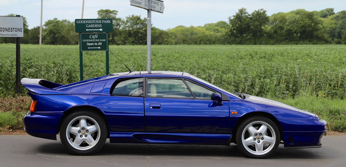 Lotus Esprit GT3 Turbo, 1997.  19,700 miles from new!!  For Sale (picture 3 of 6)