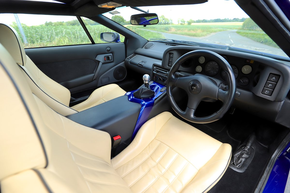 Lotus Esprit GT3 Turbo, 1997.  19,700 miles from new!!  For Sale (picture 4 of 6)