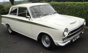 Picture of 1965 Lotus Cortina Sports Saloon SOLD by Auction