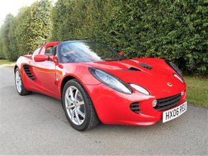 2006 Lotus Elise 111R 16V Touring For Sale