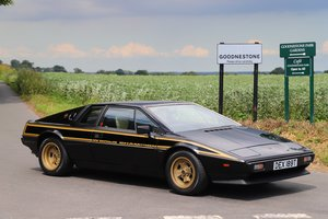 Picture of Lotus Esprit S2 JPS No.40 of 100 Limited Edition, 1979.  SOLD