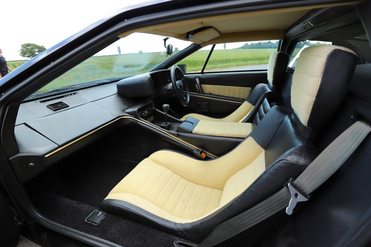 Lotus Esprit S2 JPS No.40 of 100 Limited Edition, 1979.  For Sale (picture 4 of 6)