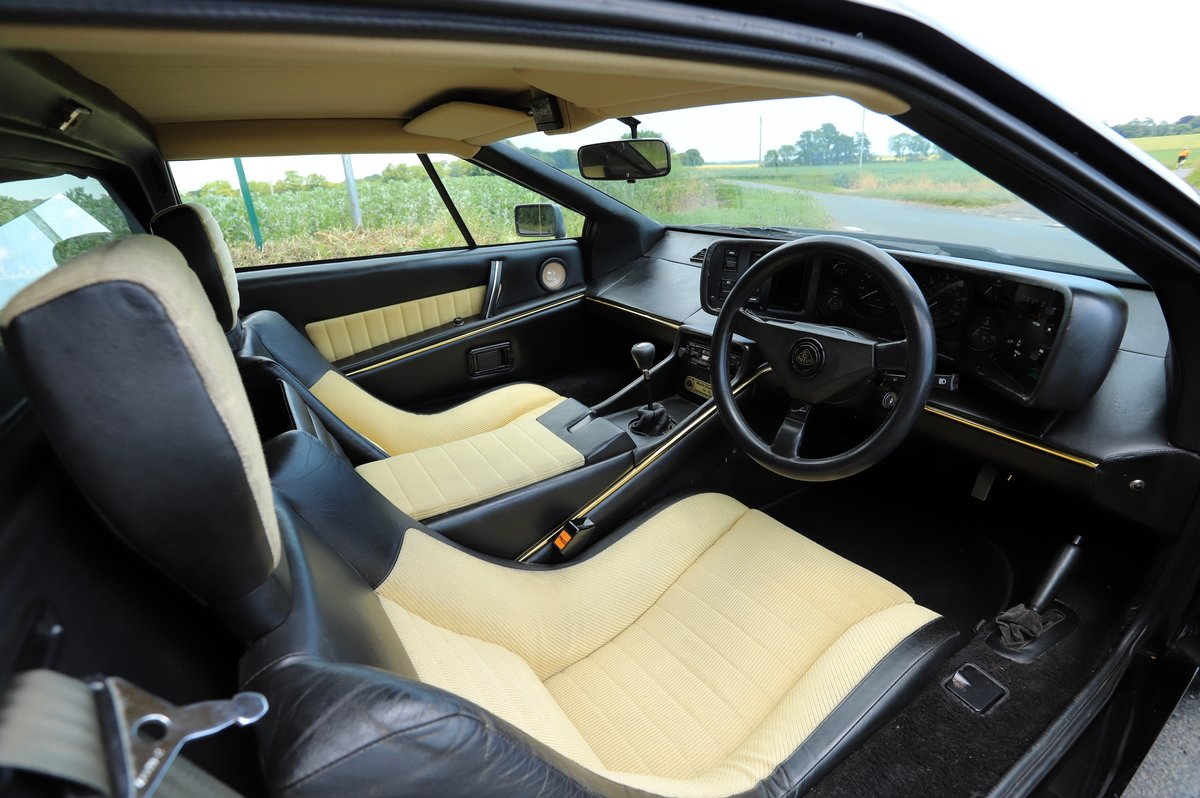 Lotus Esprit S2 JPS No.40 of 100 Limited Edition, 1979.  For Sale (picture 5 of 6)