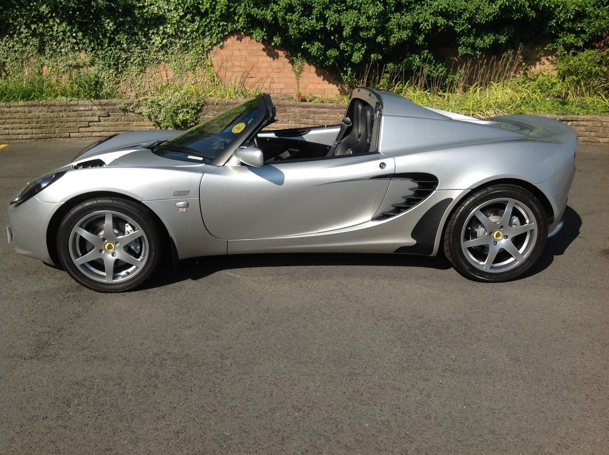 2009 Lotus Elise S Touring + For Sale (picture 1 of 6)