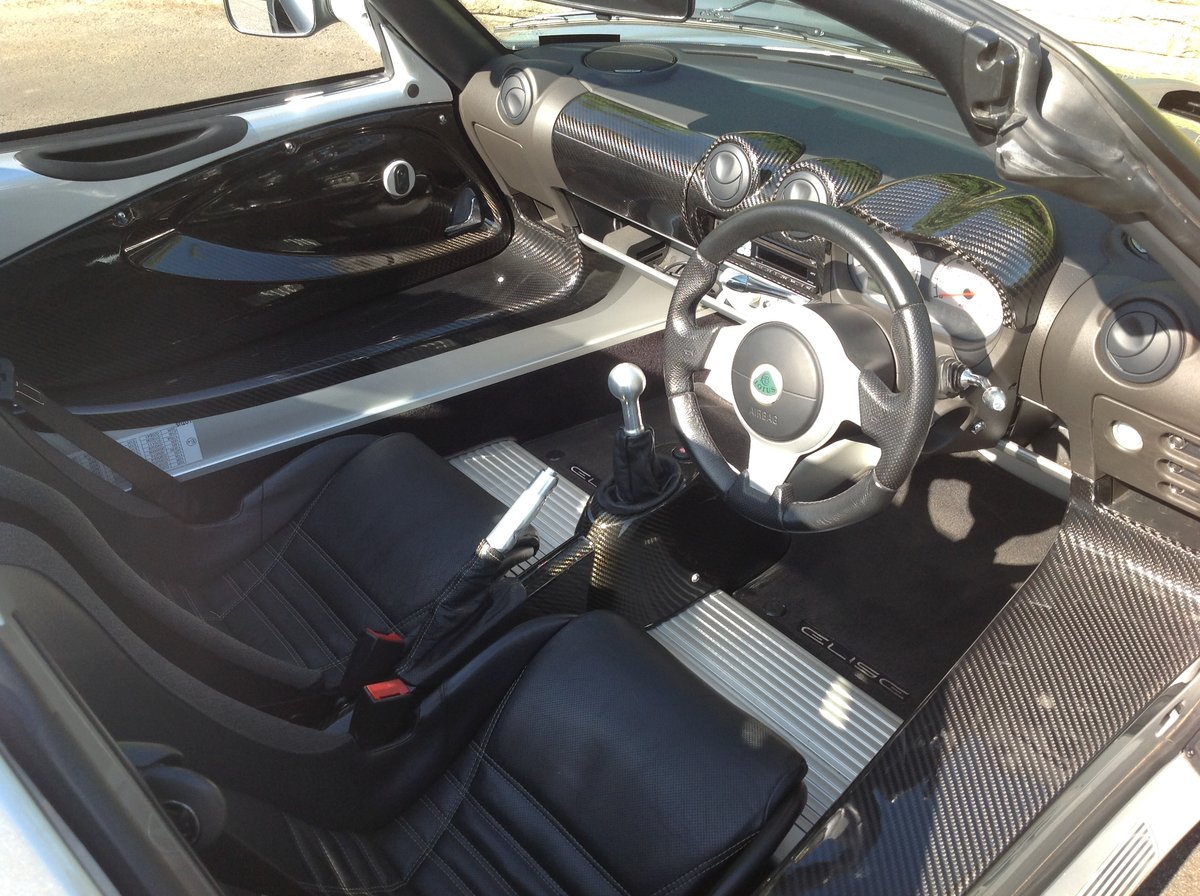 2009 Lotus Elise S Touring + For Sale (picture 2 of 6)