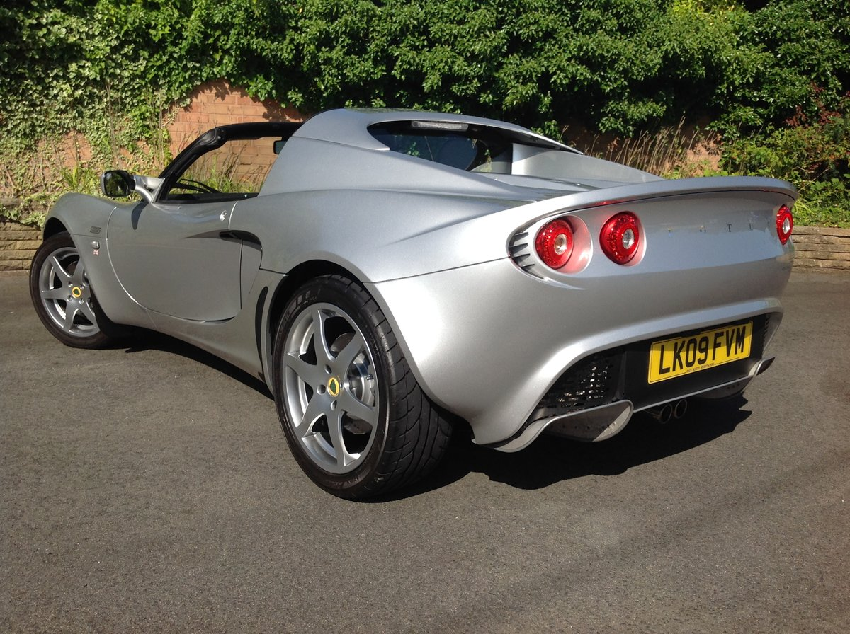 2009 Lotus Elise S Touring + For Sale (picture 4 of 6)
