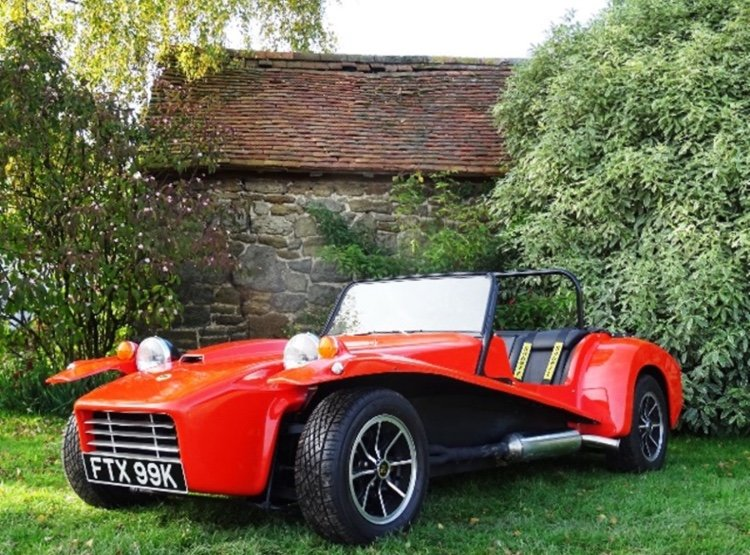 1971 A Genuine Lotus 7 S4 For Sale (picture 6 of 6)