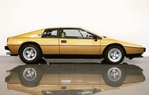Lotus Esprit S2 Exceptional dry stored example