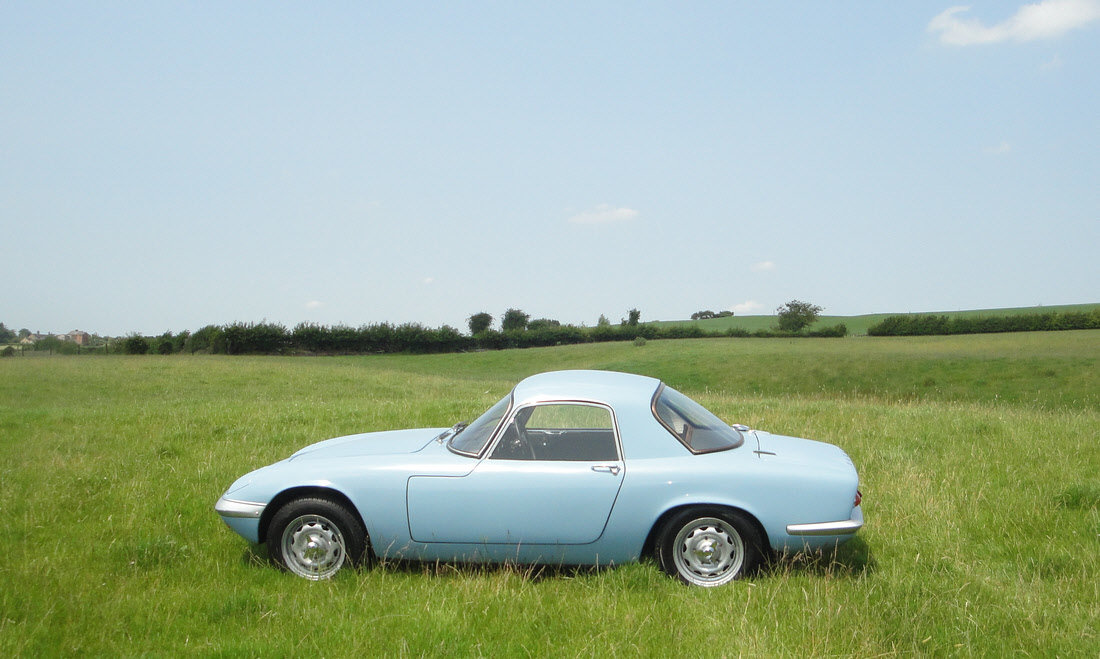 1966 Lotus Elan Series 3 Fixed Head Coupe SOLD by Auction (picture 3 of 6)