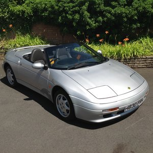 1990 Lotus Elan SE Turbo M100