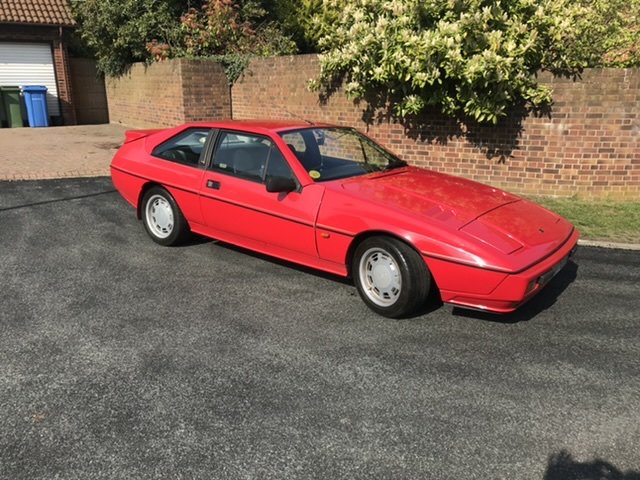1987 Lotus excel SE For Sale (picture 1 of 6)