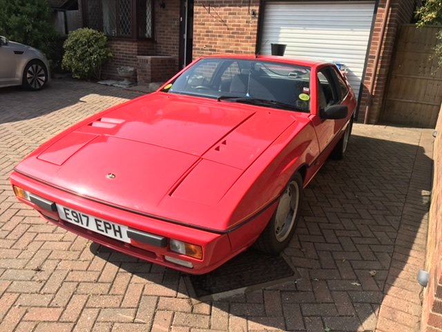 1987 Lotus excel SE For Sale (picture 5 of 6)