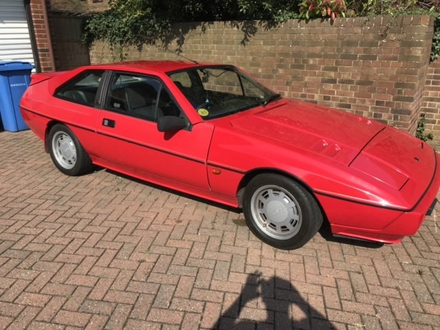 1987 Lotus excel SE For Sale (picture 6 of 6)