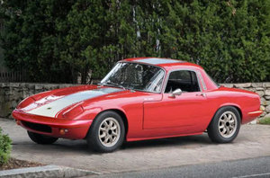 1967 Lotus Elan S3 Coupe Hillclimb Trackdays for roads